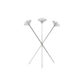 Spelden | Diamantjes | 50 stuks