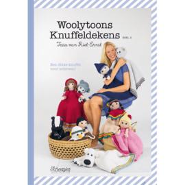 Boek   Woolytoons Knuffeldekens 2   Tessa van Riet