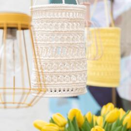 Yarn and Colors | Haakpakket | Garden Party Lantaarn