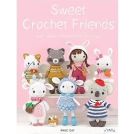 Boek   Sweet Crochet Friends   Hoang Th Ngoc Anh