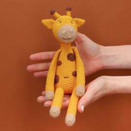 Haakpakket | Yarn and Colors | Gina Giraffe