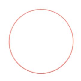 Metalen ring | 25 cm | Oranje