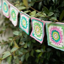 Yarn and Colors | Haakpakket | Garden Party Vlaggenlijn