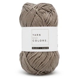 Yarn and Colors Must-have 005 Clay