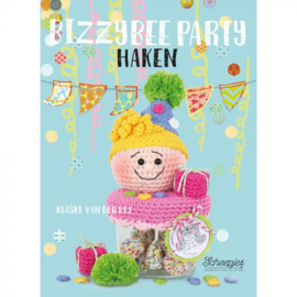Boek   BizzyBee Party haken    Klaske van der Bij