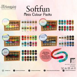 Scheepjes Softfun 20 gram Colourpack | 12 kleuren | Cloud