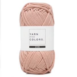 Yarn and Colors Zen 101 Rosé