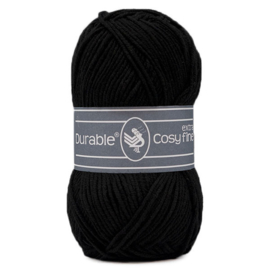 Durable Cosy Extra Fine 325 Black