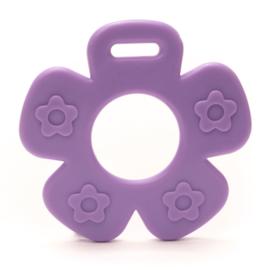 Bijtring siliconen bloem | Durable | 2 stuks