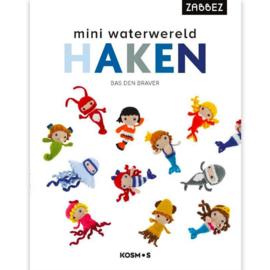 Boek | Mini waterwereld haken | Bas den Braver (Zabbez)