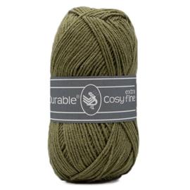 Durable Cosy Extra Fine 2168 Khaki