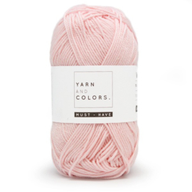 Yarn and Colors Must-have 044 Light Pink