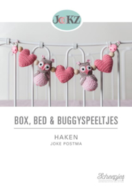 Box, bed en buggyspeeltjes haken