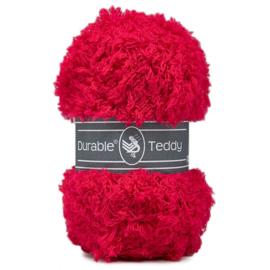 Durable Teddy 317 Deep Red