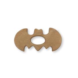 Houten bijtring Batman