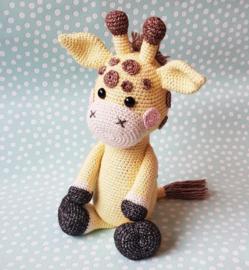 Haakpakket | Sugary Sweet Design | Gigi Giraffe