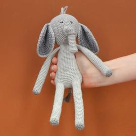 Haakpakket | Yarn and Colors | Eddie Elephant