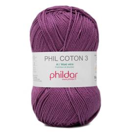 Phildar Phil Coton 3 2395 Amarante