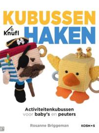 Boek | Kubussen haken | Rosanne Briggeman (Knufl)