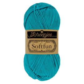 Scheepjes Softfun 2511 Dark Turquoise