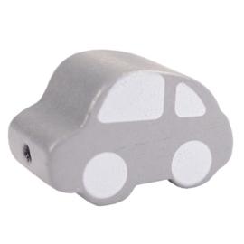 Figuurkraal autootje (klein, bedrukt)