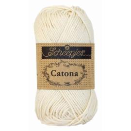Scheepjes Catona 100 gram 130 Old Lace