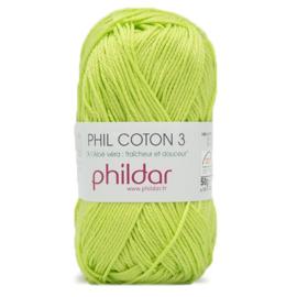 Phildar Phil Coton 3 1159 Pistache