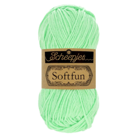 Scheepjes Softfun 2640 Mint