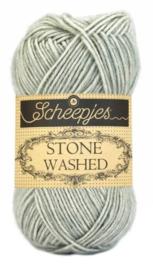 Scheepjes Stone Washed 814 Crystal Quartz