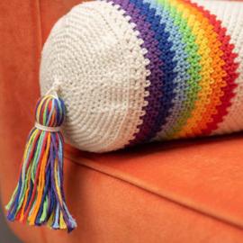 Yarn and Colors | Haakpakket | Rainbow Roll