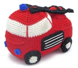 Haakpakket | Hardicraft | Brandweerauto