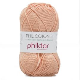 Phildar Phil Coton 3 1002 Poudre