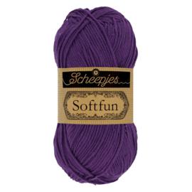 Scheepjes Softfun 2515 Deep Violet
