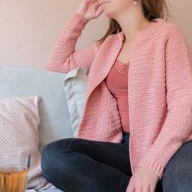 Yarn and Colors | Haakpakket | Afternoon Tea Cardigan