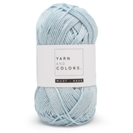 Yarn and Colors Must-have 063 Ice Blue
