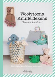 Boek   Woolytoons Knuffeldekens   Tessa van Riet