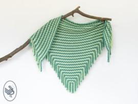 Gratis haakpatroon | Durable | Cluster V-Stitch sjaal