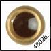 Veiligheidsoogjes | Rond | Goud | 5 paar | 6 mm