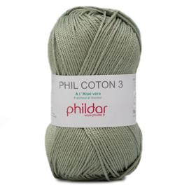 Phildar Phil Coton 3 2415 Tilleul
