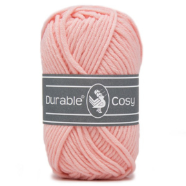 Durable Cosy 210 Powder Pink.