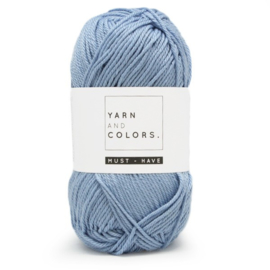 Yarn and Colors Must-have 062 Larimar