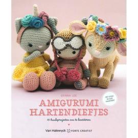 Boek | Amigurumi hartendiefjes | Erinna Lee