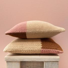 Yarn and Colors | Haakpakket | Fab Cushion