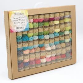 Scheepjes Stonewashed en Riverwashed Colour Pack