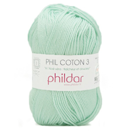 Phildar Phil Coton 3 1380 Jade