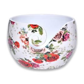 Aluminium Yarn Bowl Durable | Roses