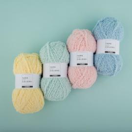 Yarn and Colors Furry 010 Vanilla