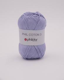Phildar Phil Coton 3 2424 Parme