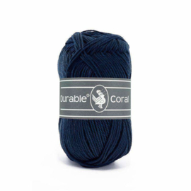 Durable Coral 321 Navy