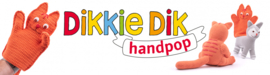 Gratis haakpatroon   Dendennis   Handpop Dikkie Dik